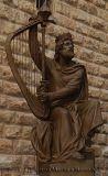 Освящение памятника царю Давиду в Иерусалиме возглавил митрополит Екатеринодарский и Кубанский Исидор