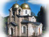 Богослужение в Преображенском храме п.Хоста совершил Митрополит