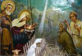 РОЖДЕСТВО ХРИСТОВО В СВЯТО-УСПЕНСКОМ ХРАМЕ ст.ЛАДОЖСКОЙ