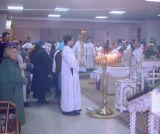 21 февраля в субботу митрополит Исидор посетил Свято-Вознесенский храм пос.Пашковский