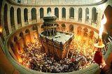 Благодатный огонь доставлен не только во все храмы Краснодара но и в Кубанский Государственный Университет