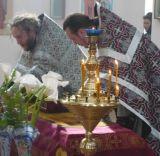 Богослужения Великой Пятницы в ст.Ладожской