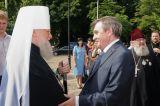 18 июня 2009 года по случаю 90-летия Екатеринодарской и Кубанской епархии в Краснодаре прошли торжественные мероприятия. Фотоотчет (обновлено)