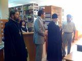 В КубГУ прошла встреча ректора с владыкой Исидором