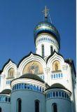 Престольный праздник в обители в честь иконы Богородицы «Всецарица» г.Краснодара