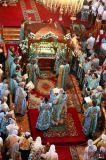Успение Пресвятой Богородицы богослужение в Кафедральном Соборе