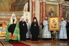 Патриарший визит в Ростовскую епархию