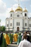 Крестный ход в честь Дня славянской письменности и культуры