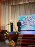 90-летие Кубанского государственного университета. Поздравление митрополита Исидора