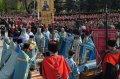 Кубань. Благодарственный молебен в День реабилитации казачества