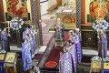 Литургия в Рождественском храме г. Краснодара в Неделю (воскресенье) 4-ю поста. Фоторепортаж