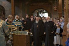 Делегация Московского Патриархата, возглавляемая митрополитом Екатеринодарским и Кубанским Исидором, вылетела из Москвы