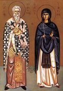 О святых священномученике Киприане и мученице Иустине