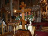 В Краснодар прибыла святыня - Крест с частицей Ризы Господней