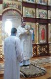 НАВЕЧЕРИЕ БОГОЯВЛЕНИЯ В Свято-Успенском храме ст.Ладожской