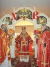 Служение Митрополита в день свв.мчч.Веры, Надежды, Любови и матери их Софии