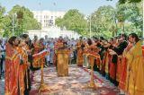 В день памяти Царственных мучеников прошел Крестный ход