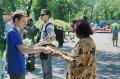 Молодежь кафедрального собора поздравила женщин в неделю святых жен мироносиц