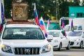 Протяженность крестного хода по Краснодару составила 121 километр. ФОТОРЕПОРТАЖ