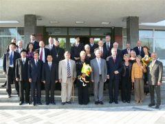 В Краснодаре в День города прошла встреча с делегацией городов-побратимов в которой принял участие представитель епархии
