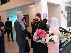 """Детский дом """"Рождественский"""" посетил министр образования"""